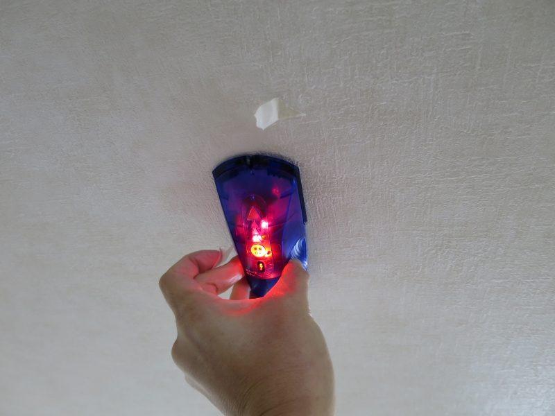 シンワ 下地センサーSuper センサー反応