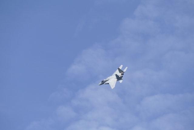 岐阜基地航空祭2016 F-15 飛行展示