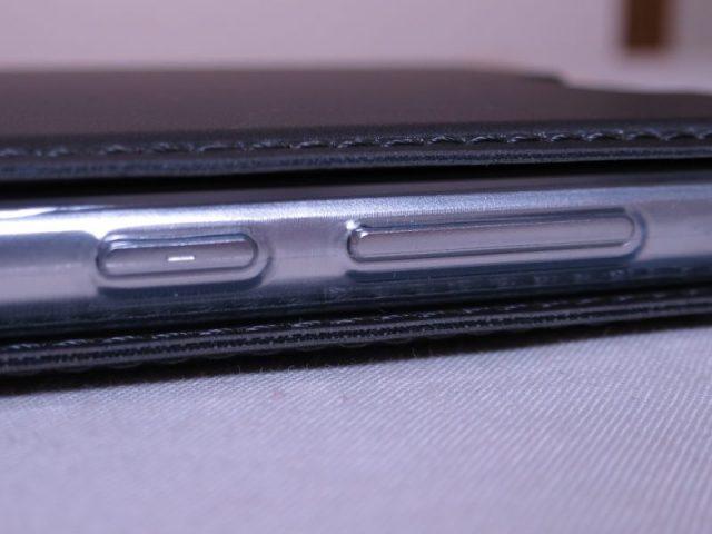 nova lite 手帳型ケース Dux Ducis 電源ボタン