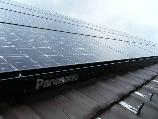 太陽光パネル パナソニック HIT233