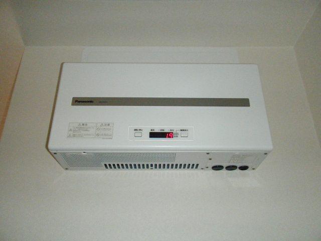 パナソニック パワーコンディショナーVBPC255A3設置