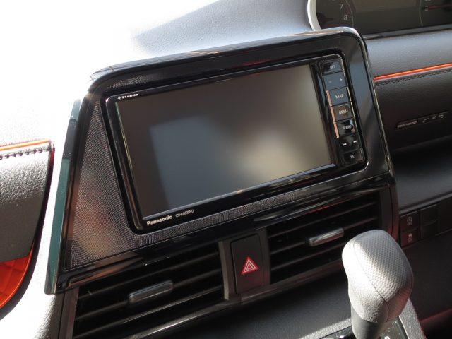 CN-RA03WDの液晶画面