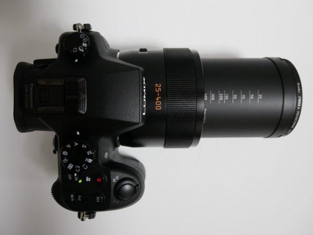 DMC-FZ1000 ズーム