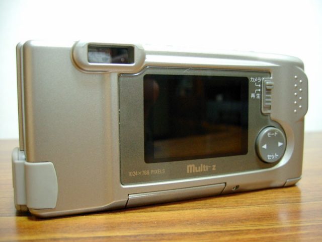 SANYO DIGITAL CAMERA DSC-X1液晶画面