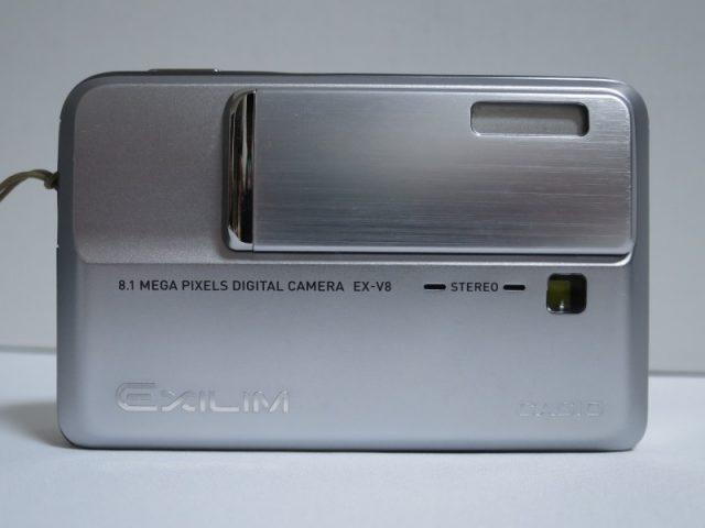 カシオ EXILIM Hi-ZOOM EX-V8
