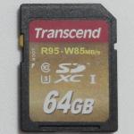 Transcend TS64GSDU3X