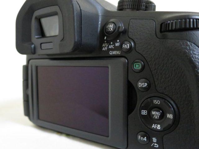 DMC-FZ1000 液晶画面