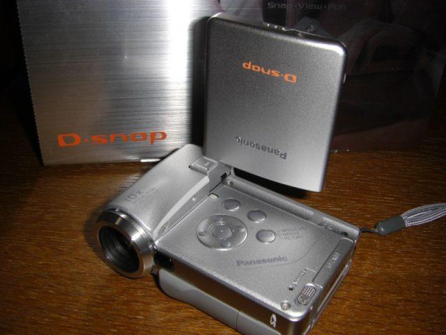 D-snap SV-AV100