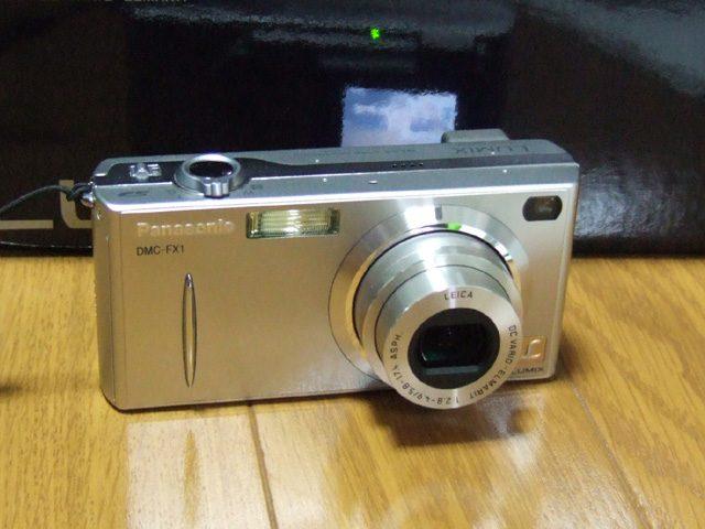 Panasonic DMC-FX1