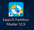 EaseUS Partition Master アイコン
