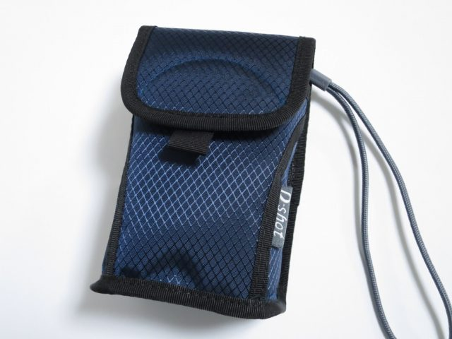 DMC-TX1用デジカメケース ETSUMI E-1837