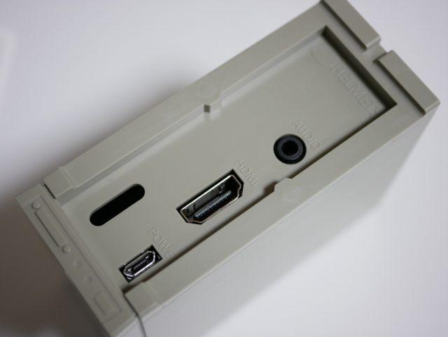 Raspberry Pi 2/3用 X68000風ケース 組み立て4