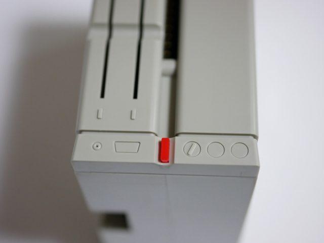 Raspberry Pi 2/3用 X68000風ケース 組み立て5