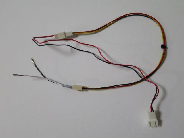 電源スイッチ用ケーブル