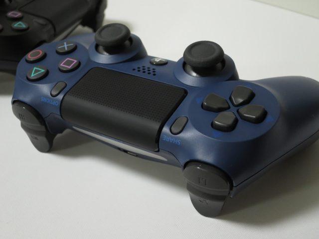PlayStation4用ワイヤレスコントローラー DUALSHOCK4 ミッドナイトブルー
