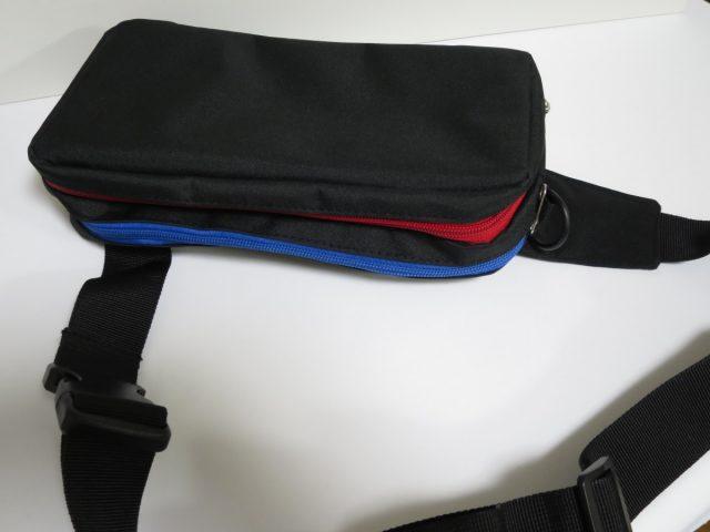 Nintendo Switch用おでかけボディバッグ(ワンショルダー)