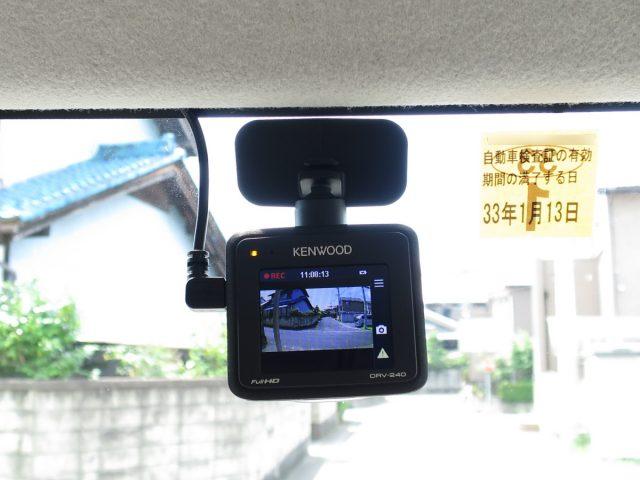 ケンウッド ドライブレコーダーDRV-240