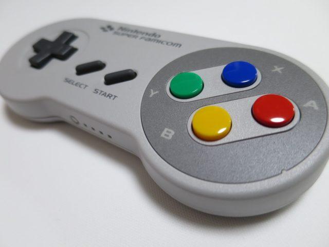 Nintendo Switch用 スーパーファミコン コントローラー