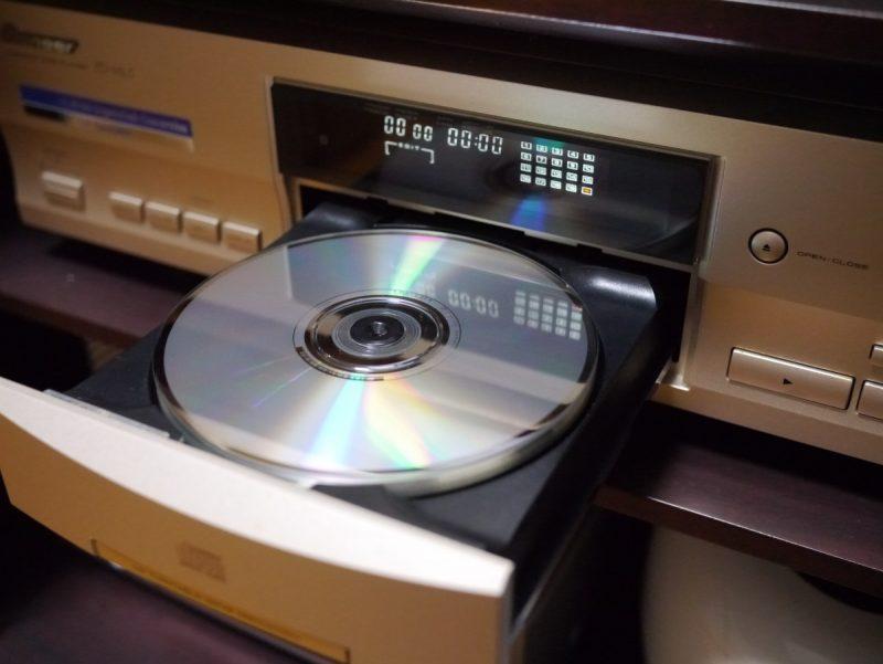 パイオニア CDプレーヤー PD-HL1