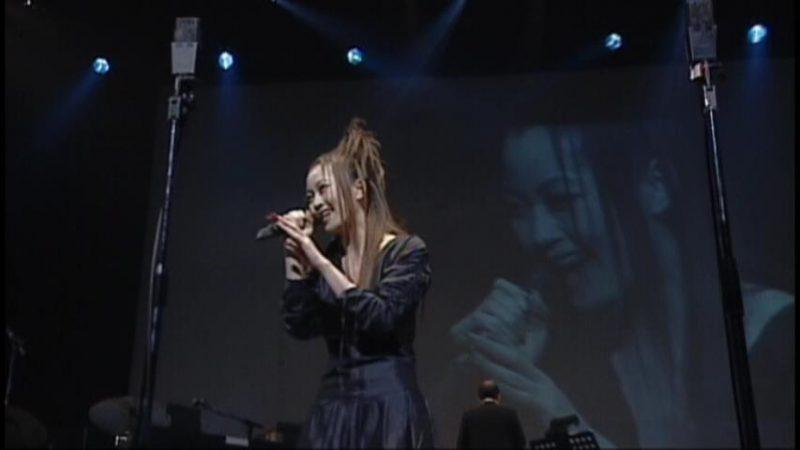 「Kenji Kawai Concert 2007 Cinema Symphony」より坂本美雨さん