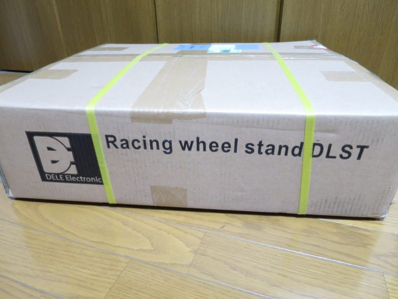AP2 Racing Wheel Standの箱