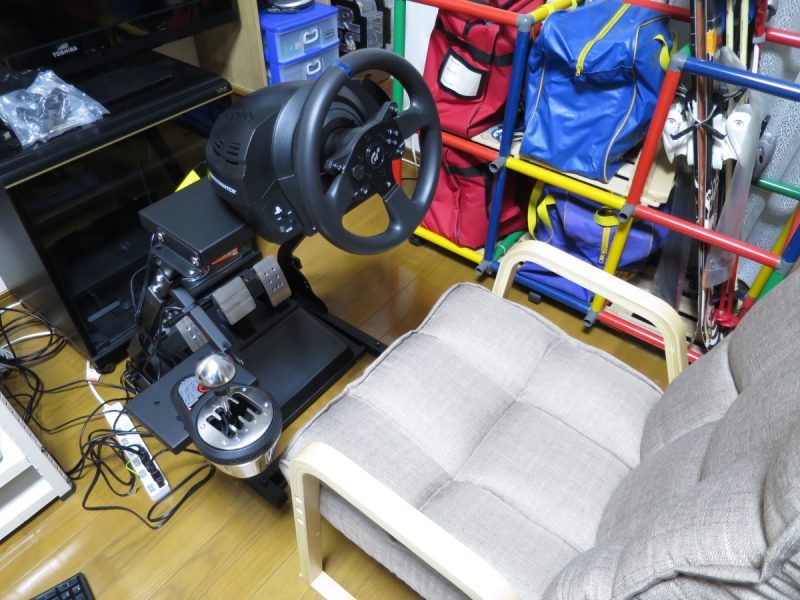 Thrustmaster T300RS GT Edition&TH8A&AP2 Racing Wheel Stand