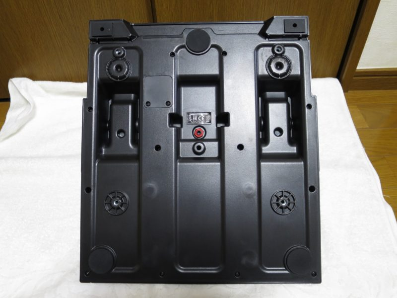 Thrustmaster T-LCM_Pedals 底面